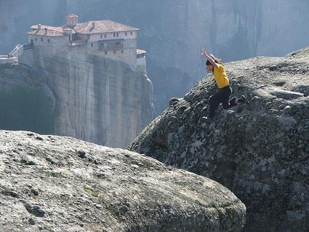 Висячие монастыри: Рис.34