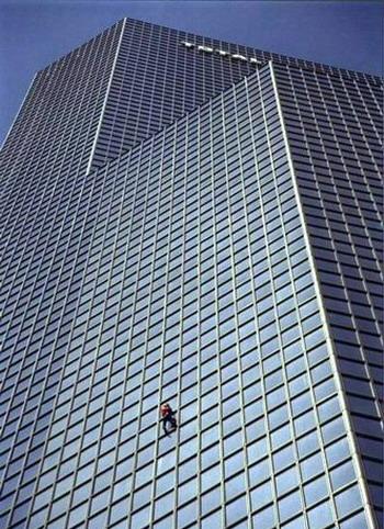 Скалолаз небоскребов: Рис.4