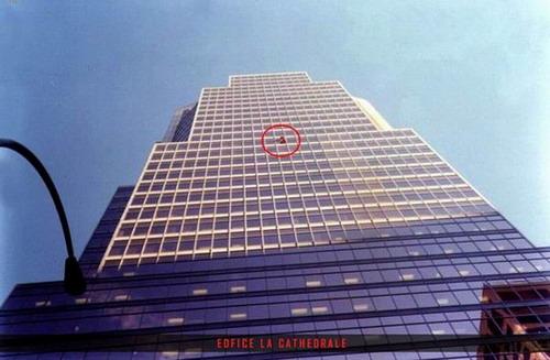 Скалолаз небоскребов: Рис.7