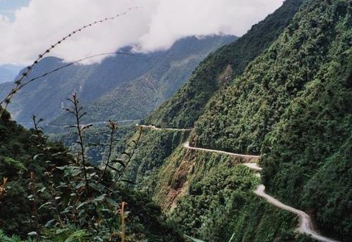 Самые опасные дороги: Рис.2
