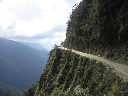 Самые опасные дороги: Рис.3