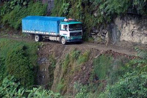 Самые опасные дороги: Рис.4