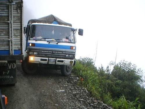 Самые опасные дороги: Рис.5