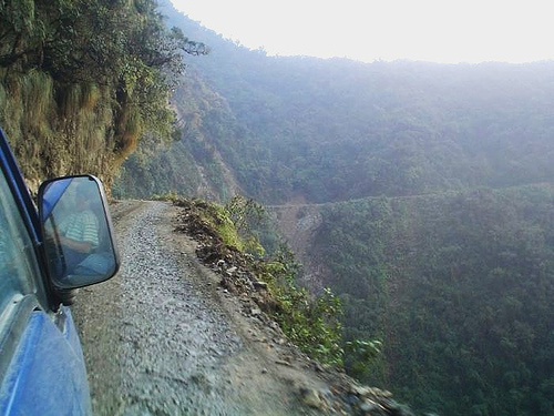 Самые опасные дороги: Рис.6