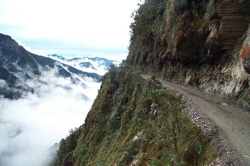 Самые опасные дороги: Рис.7