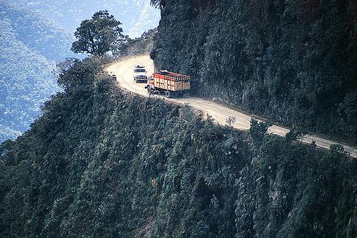 Самые опасные дороги: Рис.9