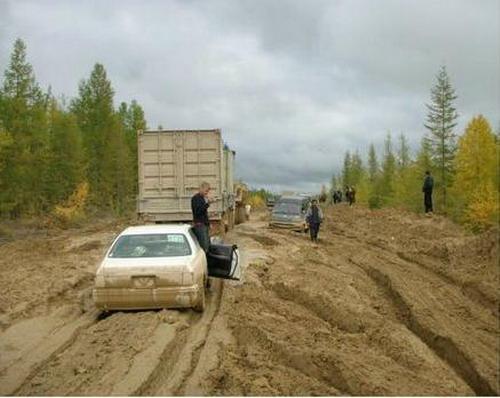 Самые опасные дороги: Рис.13