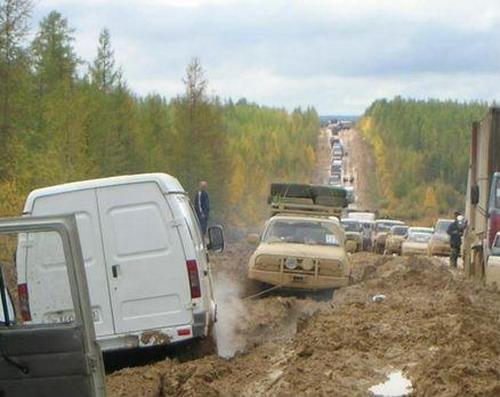 Самые опасные дороги: Рис.14
