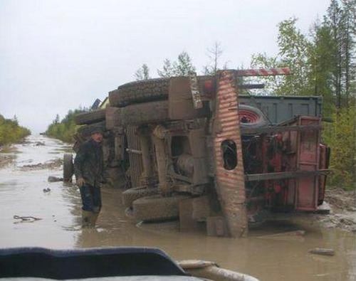 Самые опасные дороги: Рис.16