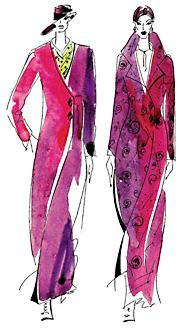 Зрительные иллюзии в одежде: Рис.5