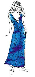 Зрительные иллюзии в одежде: Рис.7