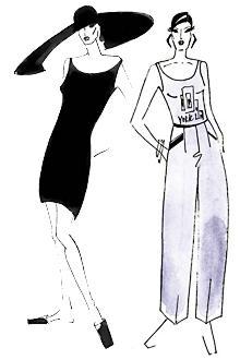 Зрительные иллюзии в одежде: Рис.9