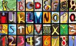 Алфавит бабочек