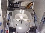 Как устроены туалеты для космонавтов?