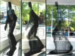 Исчезающая скульптура