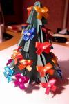 Офисная елочка к Новому году