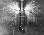 Лаборатория Николы Тесла - 1988 год