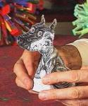 Иллюзия дракончика