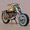 Миниатюрные мотоциклы