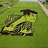 Произведения искусства из риса