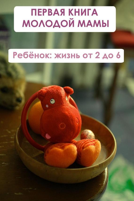 Ребёнок: жизнь от двух до 6