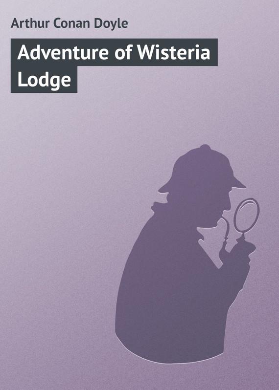 Adventure of Wisteria Lodge