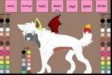 Create a wolf