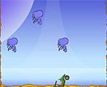 Убей взрывчаткой инопланетян поиграть бесплатно