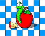Злобный червяк поиграть бесплатно