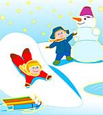 Загадки о зиме поиграть бесплатно