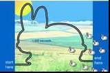 Cursor love bunny. Он-лайн игра.