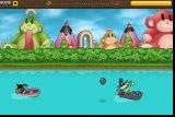 Codename: Kids Next Door - Rainbow Monkey Rundown поиграть бесплатно