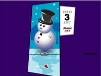 Наряди снеговика поиграть бесплатно