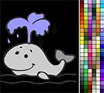 Веселый белый кит поиграть бесплатно
