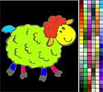 Гламурная овечка поиграть бесплатно