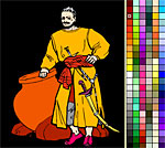 Калмыкский самурай