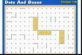 Dots and Boxes. Он-лайн игра.