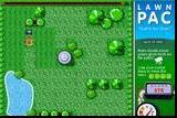 Lawn Pac поиграть бесплатно