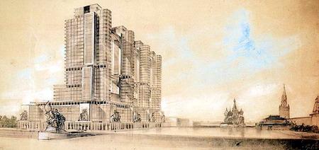 Москва будущего в прошлом: Рис.6