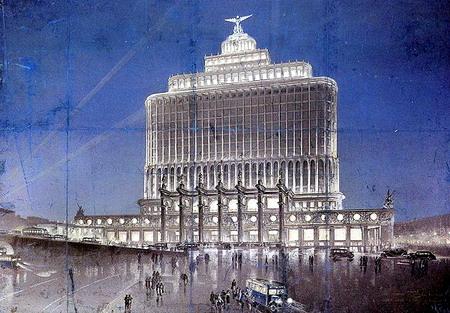 Москва будущего в прошлом: Рис.8