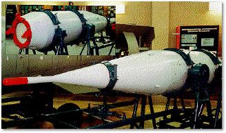 Первая ядерная боевая часть для тактической ракеты