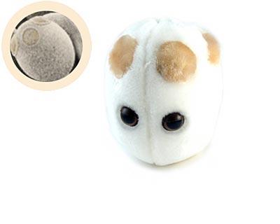 Плюшевые микробы: Рис.16