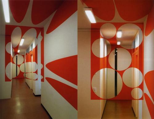 Оптические иллюзии в дизайне: Рис.1