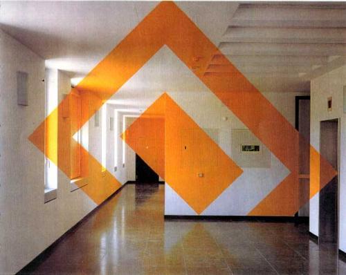 Оптические иллюзии в дизайне: Рис.9