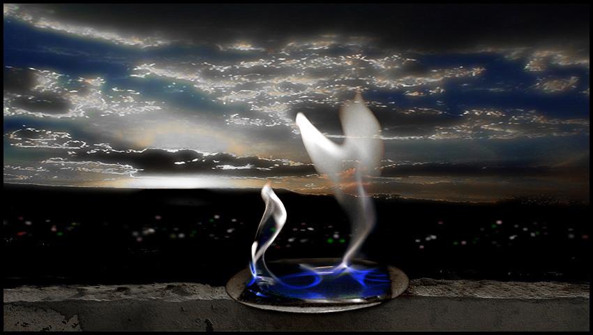 Красота огня: Рис.4