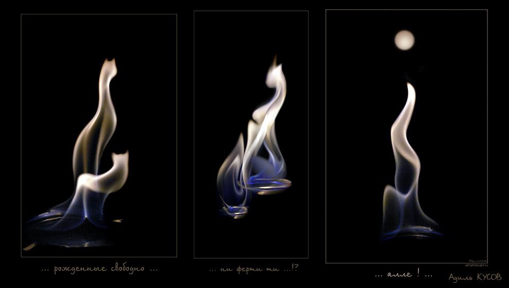 Красота огня: Рис.8