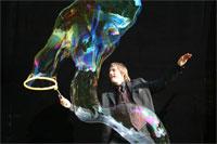 Шоу мыльных пузырей: Рис.15