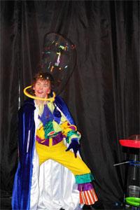 Шоу мыльных пузырей: Рис.22