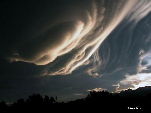 Облака и формы, которые они принимают: Рис.11