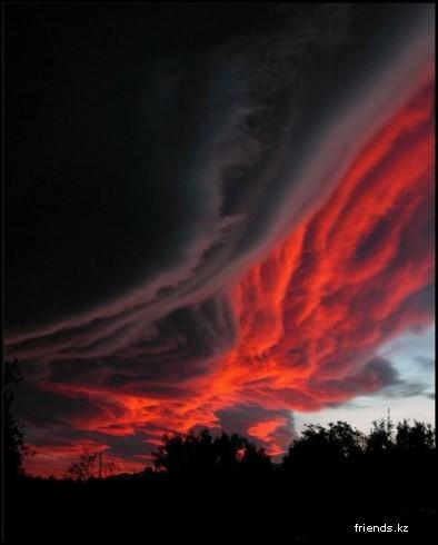 Облака и формы, которые они принимают: Рис.14